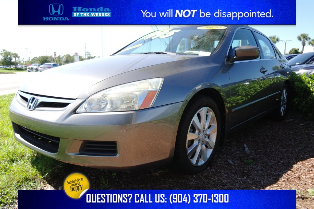 Pre-Owned 2006 Honda Accord EX