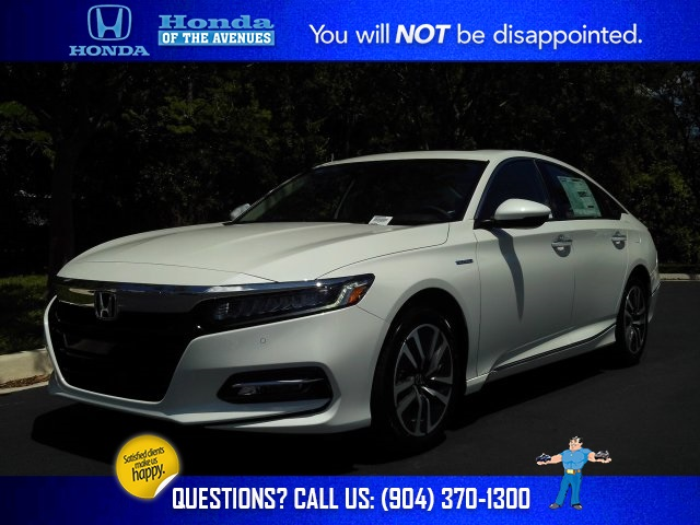 New 2019 Honda Accord Hybrid Touring