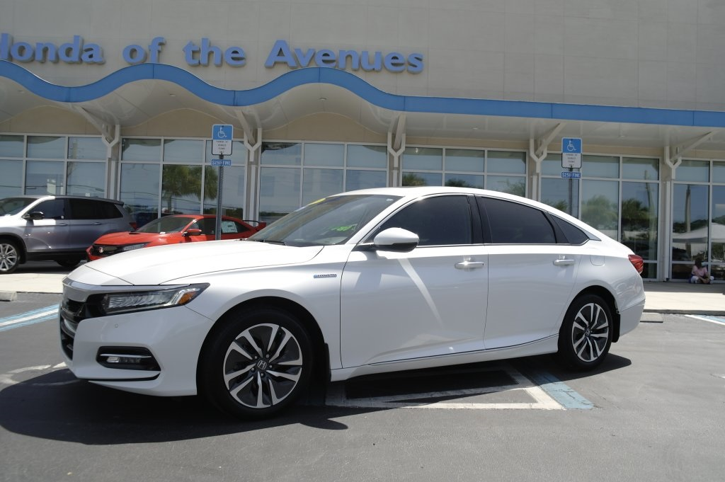 Certified Pre-Owned 2019 Honda Accord Hybrid Touring