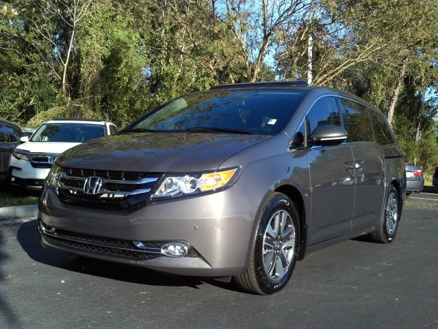 Certified Pre Owned 2016 Honda Odyssey Touring