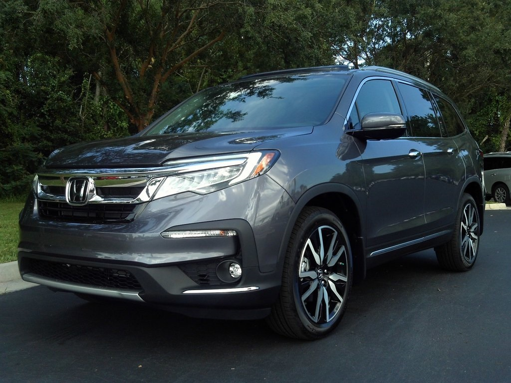 New 2021 Honda Pilot Touring