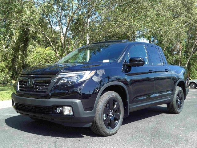 new 2019 honda ridgeline black edition 4d crew cab in jacksonville