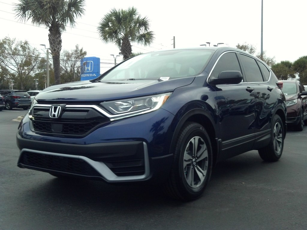 New 2020 Honda CR-V LX