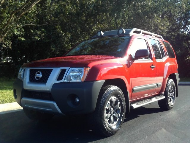 Pre Owned 2015 Nissan Xterra PRO