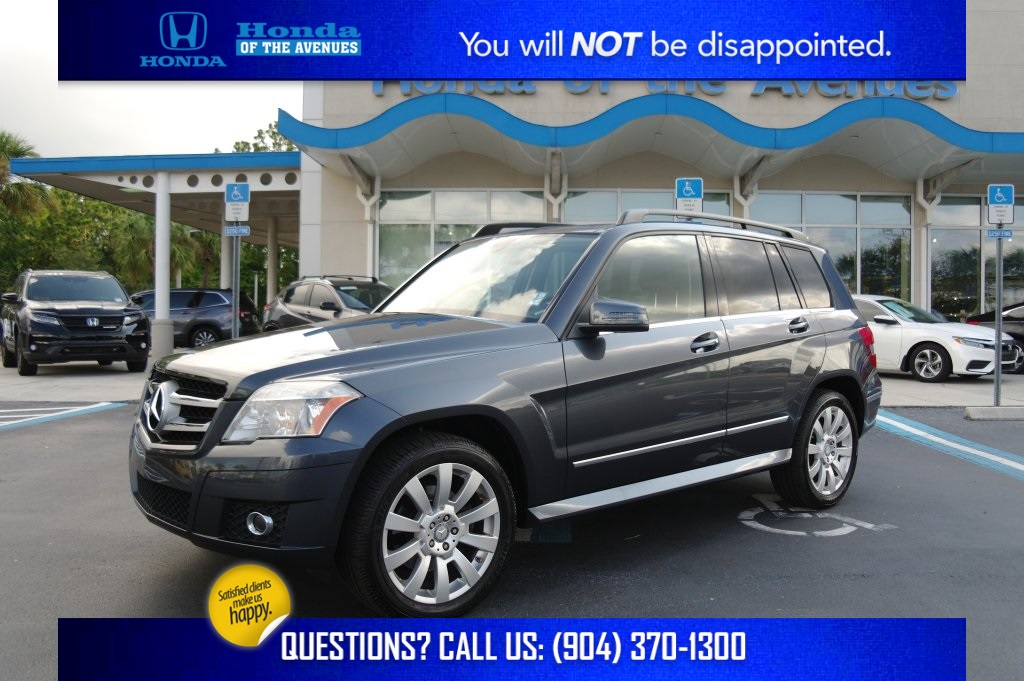 Pre-Owned 2010 Mercedes-Benz GLK GLK 350
