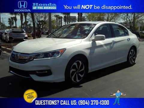 Certified Pre-Owned 2016 Honda Accord EX-L