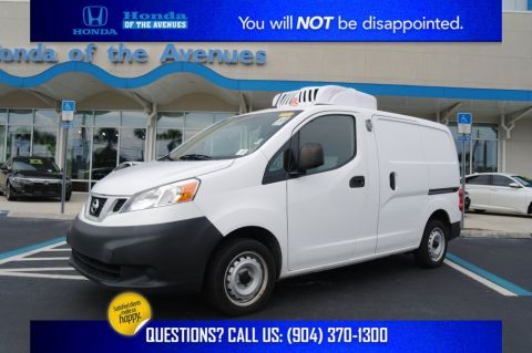 Pre-Owned 2016 Nissan NV200 S